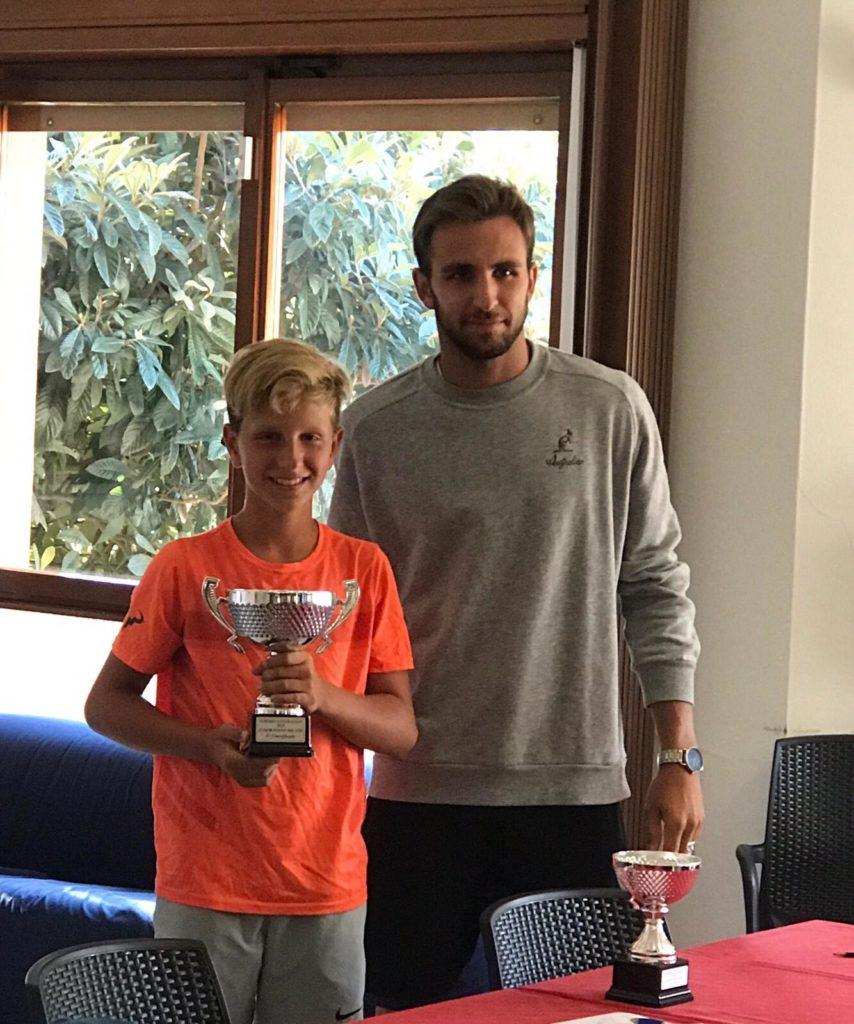 Alessandro Tozzi Junior Tennis Milano